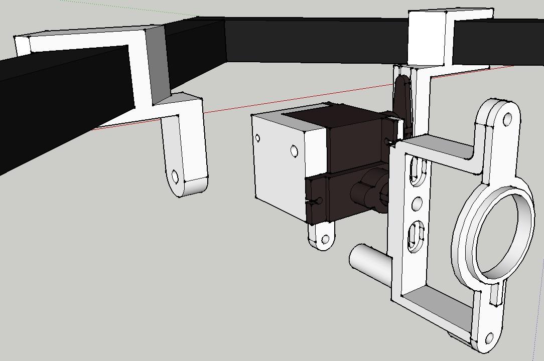 Проект гиростабилизированного подвеса